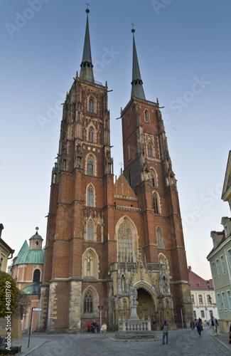 Katedra Wrocław © Jan