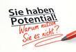 Stift- & Schriftserie: Verschenktes Potential