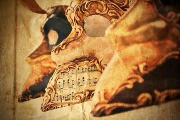 Maschere Veneziane di Carnecvale