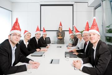 Weihnachtskonferenz