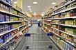Einkaufen im Supermarkt - 46189119
