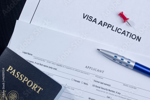 Visa Application - 46189554