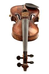 Old Dusty Precious Violin