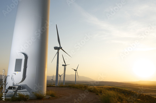 Wind energy - 46192764