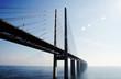 Leinwandbild Motiv The Bridge - Die Brücke