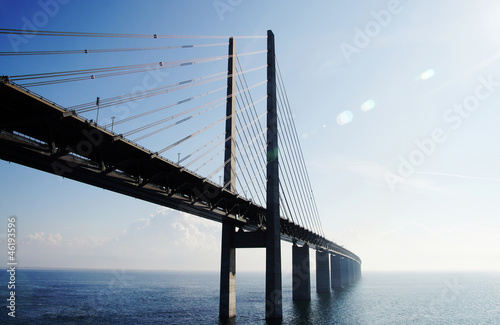 Poster The Bridge - Die Brücke