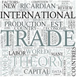 International Trade Discipline Study Concept