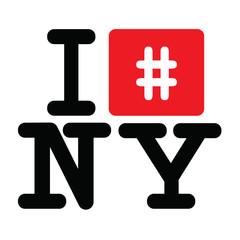 I tweet New York