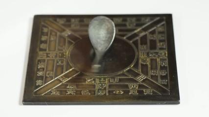 antiker chinesischer Kompass