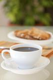 Morning Black Coffee