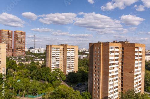 Панорама Московского района