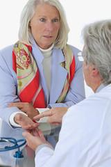 Douleur du poignet - Consultation