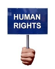 Militant des droits de l'homme