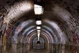 abandoned tunnel