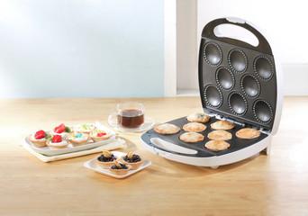 tart or cupcake making machine tool in the kitchen
