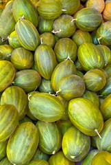 Organic Melon Heap