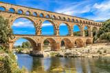 Pont du Gard, Nimes, Provence, France - 46208702