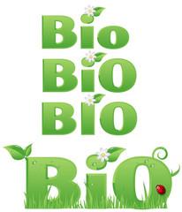 Four Bio signs