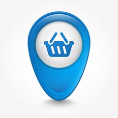 Puntatore 3D_Cesto Shopping