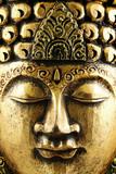 Buddha gold Background