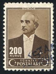 Mustafa Ismet Inonu