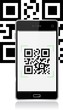 Smart Phone scanning qr