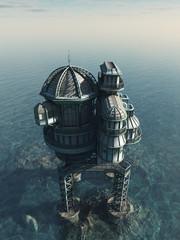 Future World - Sea House