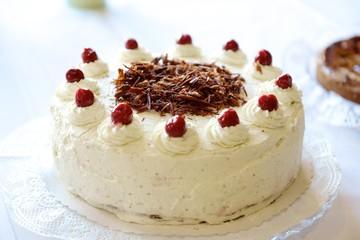 Schwarzwälderkirsch - Torte