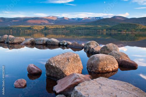 Cairngorms - Loch Morlich, Scotland