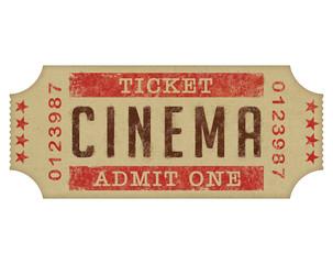 Cinema Ticket