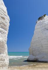 Playa de VIeste (Puglia,Italia)