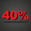 3D Rabat 40%
