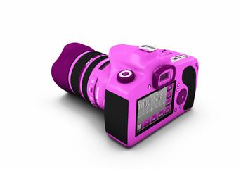 Pink Lady DSLR - Spiegelreflexkamera 360° - 5 von 9