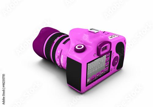 pink lady dslr spiegelreflexkamera 360 5 von 9 von. Black Bedroom Furniture Sets. Home Design Ideas