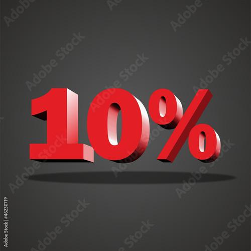 3D Rabat 10%