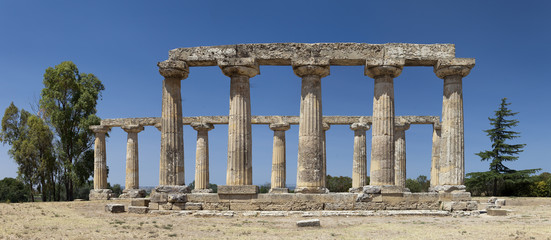 Templo de Hera de Metaponto (Tarento,Italia)