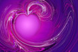 Purple Love Flow