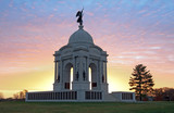 Pennsylvania Monument at Gettysburg Military Park