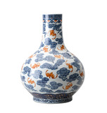 Beautiful Chinese antique vase for collector