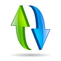 Vector reload symbol