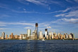 Vue de Manhattan, Freedom tower en construction - New York