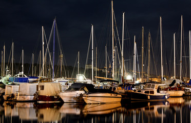 Boats and yachts