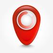 Puntatore 3D_Loading Rosso