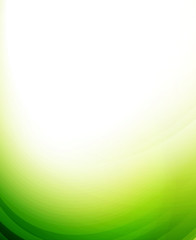Green environmental abstract background