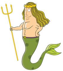 king of mermaid