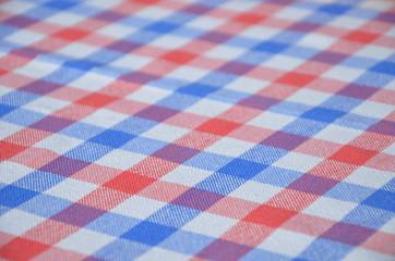 Karo Tischdecken Muster