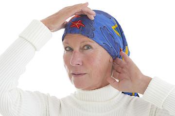 Convalescence - Ajustement du foulard