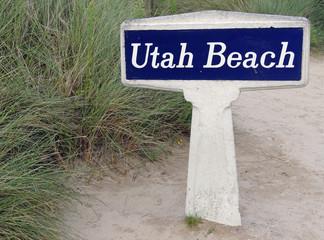 Utah Beach, plage du débarquement