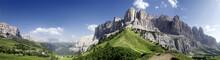 Przegląd Dolomitach