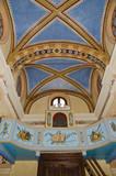 Santuario di Milani -  Volte e organo - (To) poster